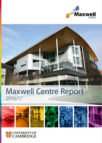 Maxwell Centre Report 2016/17