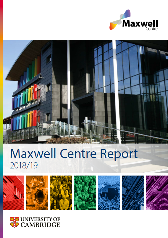 Maxwell Centre Report 2018/19