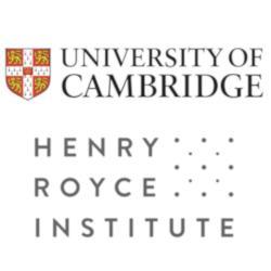 Cambridge University - Royce Institute