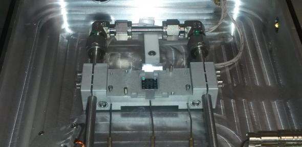 Thermoelectric Properties Test Equipment Royce Institute Cambridge University